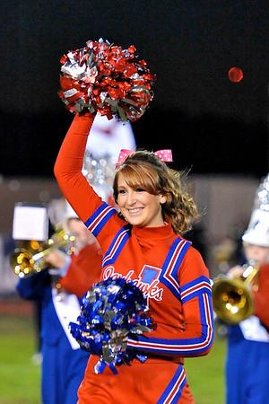 Anna Marie - Jeannette High School Senior Night 2010