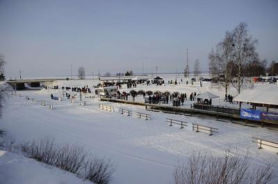 snöskotävling 2012