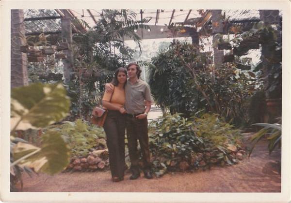 Na Estufa: Ana Maria Josefa e Rui Pereira