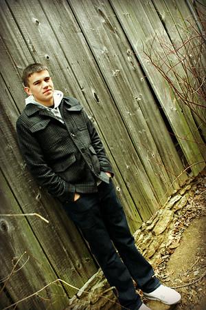 Tyler's Senior Pics