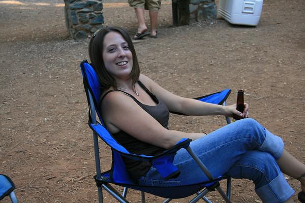 2007 Ovoville Lake Camping Trip July