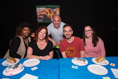 WEB SIZE April 14th, 2019 Philly Vegan Cheesesteak Competition and Veggie Cabaret