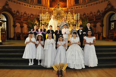 2014 St. Stan's Communion