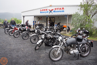 Group ride to the Lonestar Motorcycle Museum - 3 May 2018