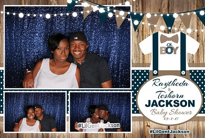 Jackson Baby Shower - 10-1-17