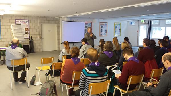 2014-02-01 Core Groups Kickoff Meeting, KISC. Switzerland