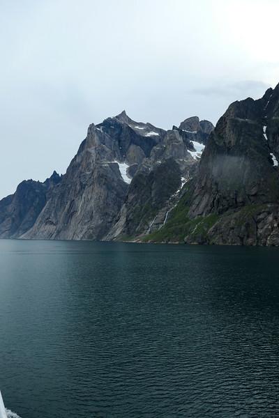 8-9-18 Cruising Prinz Christian Sund Greenland