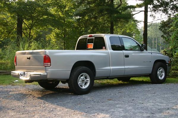Farmer Sue's Truck