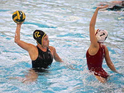 2014 Girls Water Polo