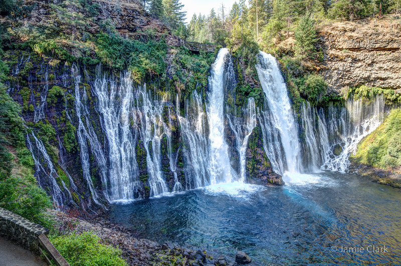 McArthur–Burney Falls Memorial State Park - Return from Epic Eclipse Camping Trip of August 2017