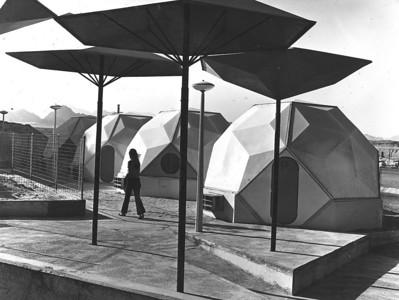 Hotel in Sharem-El-Sheik - 1972-1976