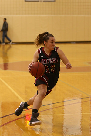 Stevens Women's Basketball v St John Fisher 180119