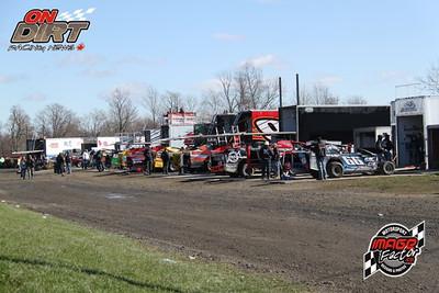 Brockville Ontario Speedway- Oct 20