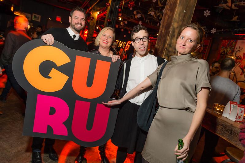 Guru Studio's 2016 Jingle and Mingle | #GuruJingle2016 | Photo by // Photagonist.ca