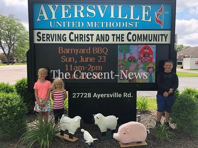 06-18-19 NEWS Ayersville UMC Barnyard BBQ, TM