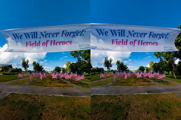 SEPTEMBER 28, 2020: AMERICAN MEMORIAL PARK in 3D