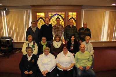 Advisory Board, Salvation Army, Tamaqua (1-25-2013)