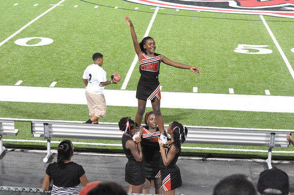 Lincoln vs TJ Drill Team 2011