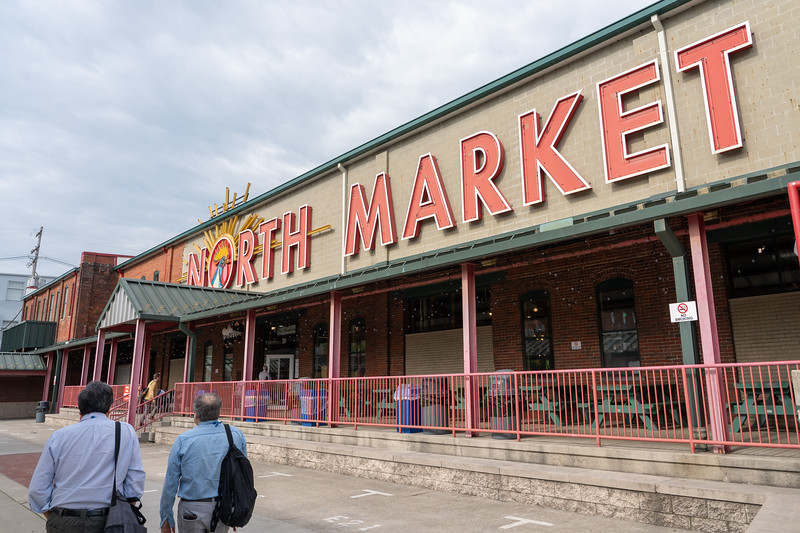 North Market in Columbus