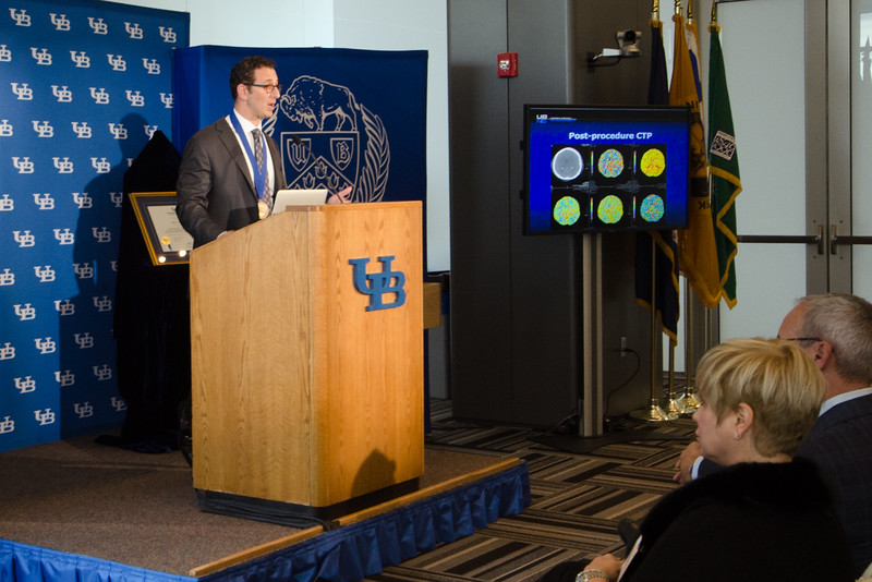 Jacobs School of Medicine and Biomedical Sciences; University at Buffalo 2016