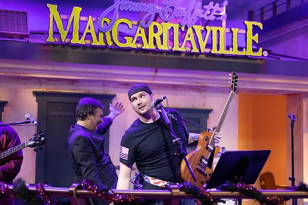 Faded Vinyl At Margaritaville 11-24
