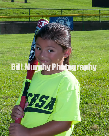 2016 5-7 Softball Safety Green Team, June 9, 2016.