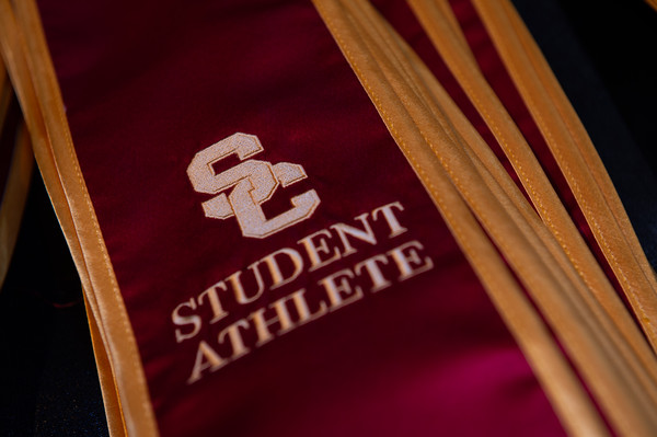 Student Athlete Graduation