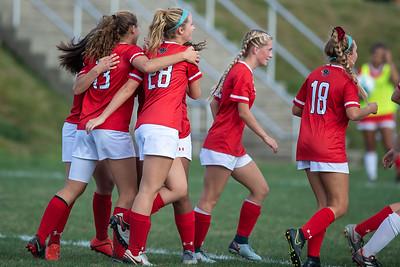SVHS Girl's Soccer vs Moravian Academy