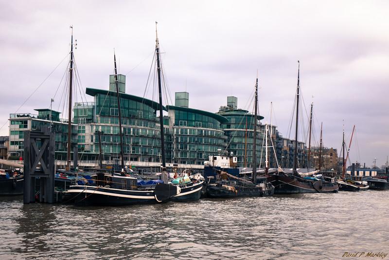 Banged Up Boats