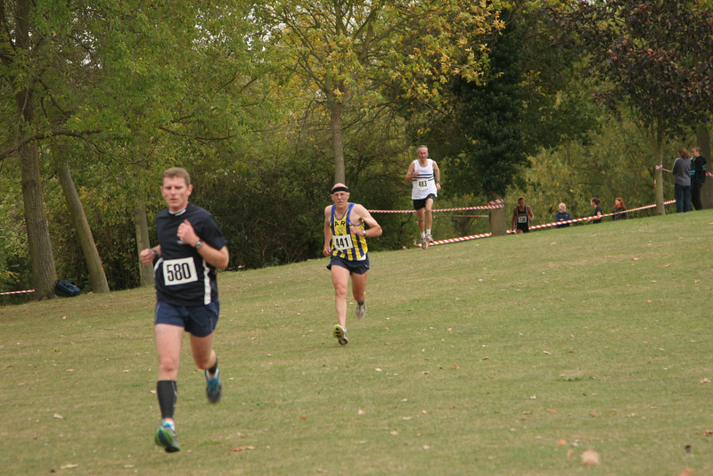 Kent Cross Country League - Swanley, 8 October 2011