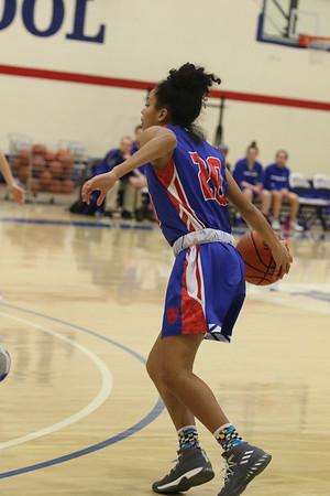 Girls' Varsity Basketball vs. Bancroft | February 27