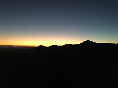 Tri Peaks, Pop Top, Big Dome, Inspiration Point