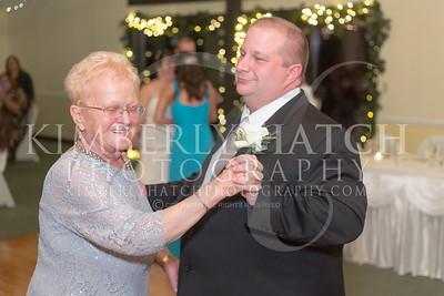 Mother Son Dance Reception- Lynn Segarra & Todd Roselli Wedding Photography- Shaker Farms Country Club- Westfield, MA New England