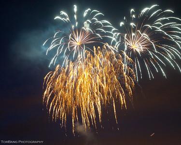 Pony Express Fireworks