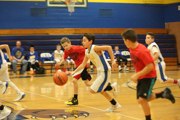 5th Grade vs Weehawkin