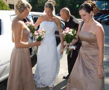 Stephanie and Brandon's Wedding