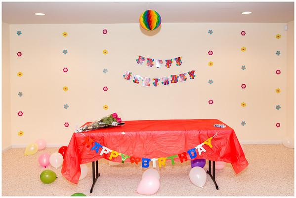Bhavya Birthday