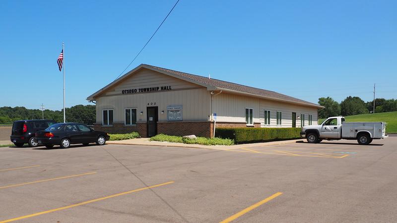 Otsego Township Hall