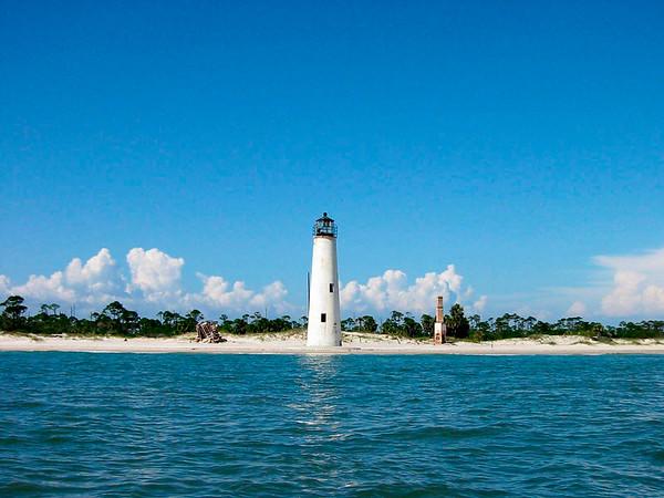 Resurrecting the Cape St. George Lighthouse