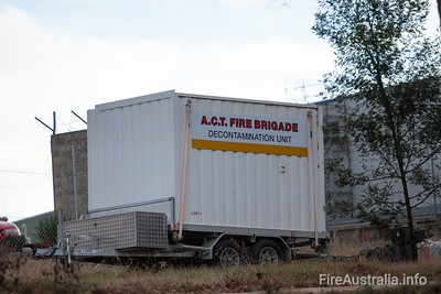 ACTFR - Decontamination Unit (POD)