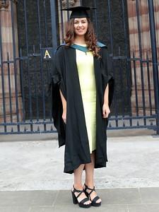 Naomi's Graduation Day