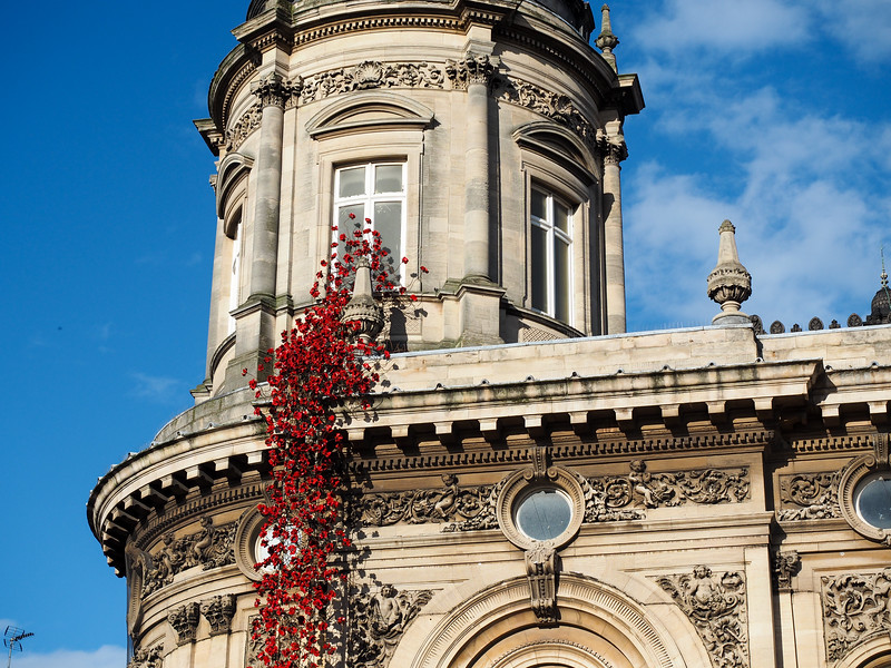 Weeping Window at the Hull Maritime Museum
