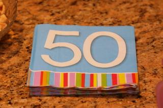 Rod's Surprise 50th