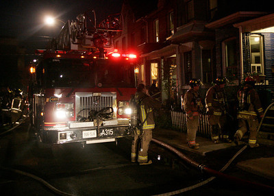 June 12, 2008 - 2nd Alarm - 33 Manning Avenue