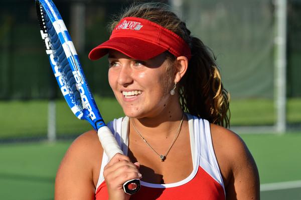 9/11/12 Women's Tennis vs. Huntington