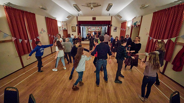 Bighton Village Hall Barn Dance - March 2020