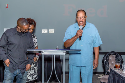 Prayer and Blessing of Ford - Jerry Roberson