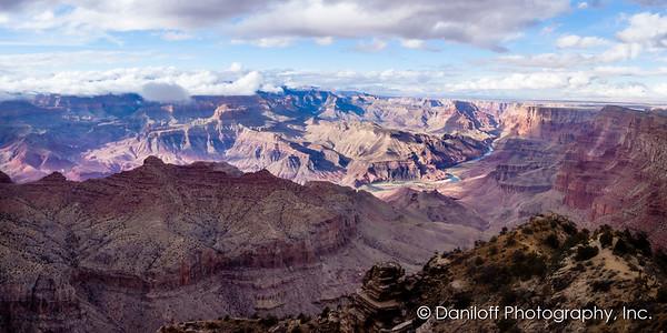 Grand Canyon Trip, Arizona, Utah - February 2018