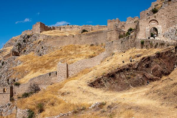 Acrocorinth-Corinth