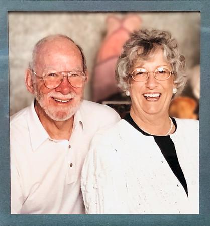 Mamma & Pappa Memorial Service Photographs